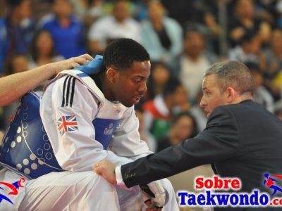 Las direcciones tácticas en el entrenamiento de Taekwondo