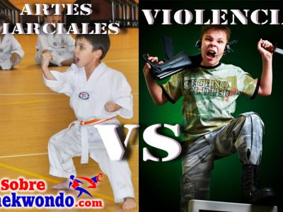 artes marciales vs violencia
