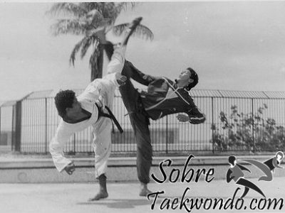 La flexibilidad en taekwondo