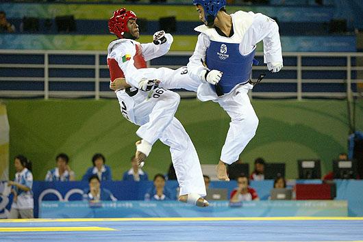 espectacularidad del taekwondo