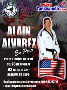 Seminario de Taekwondo en varios estado de Perú