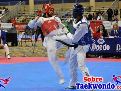 Características de la versión olímpica del Taekwondo