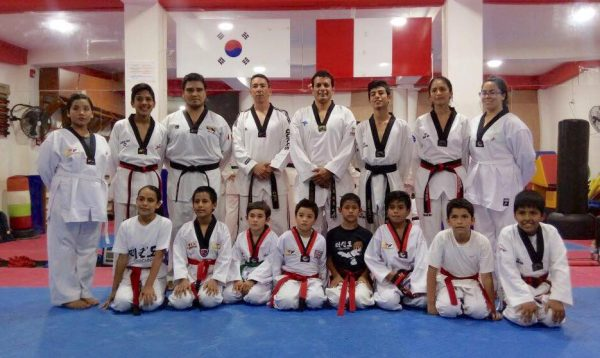 Academia Taekwondo Fernando Yupanqui