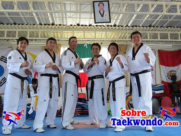 Dinastía de Taekwondo Llanos Cajamarca