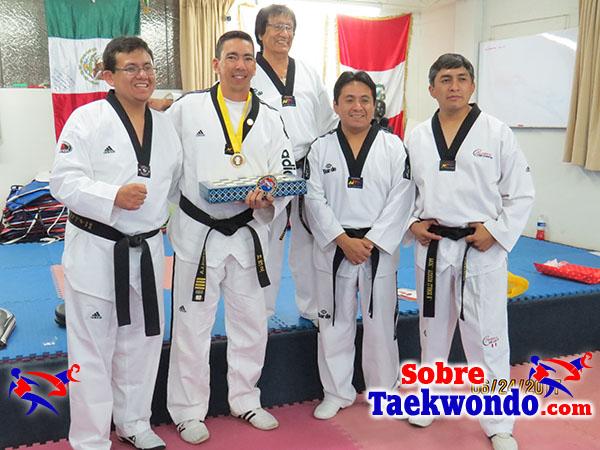 Dinastía de Taekwondo Llanos