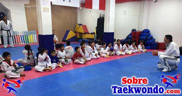 Juegos de taekwondo