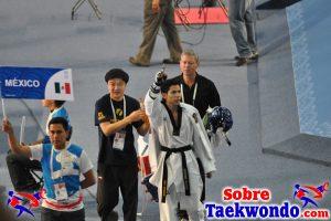 El éxito competitivo en el Taekwondo