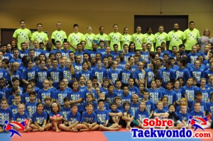 Peak Performance Taekwondo 2013