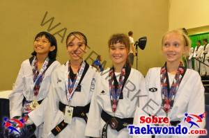 AAU Taekwondo National Florida 2014