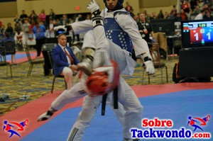 2017 US Open Takekwondo