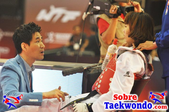 Campo técnico táctico del taekwondo