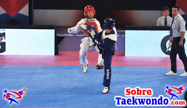 La Acciones de Contraataque taekwondo