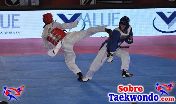 Acciones de Ataque en taekwondo