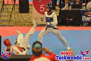 los métodos discontinuos para el desarrollo de la resistencia especial en el Taekwondo
