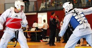 características psicológicas en Taekwondo