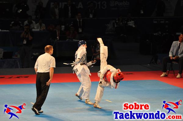 Taekwondo de Inglaterra y Cuba