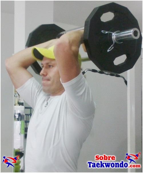 Tríceps Frances parado2