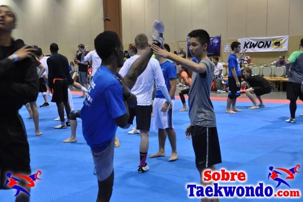 USA Taekwondo estrategia
