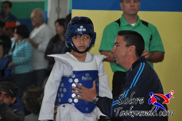 Táctica y estrategia de taekwondo