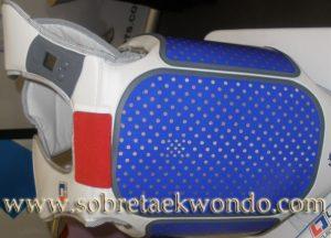 petos electrónicos de Taekwondo