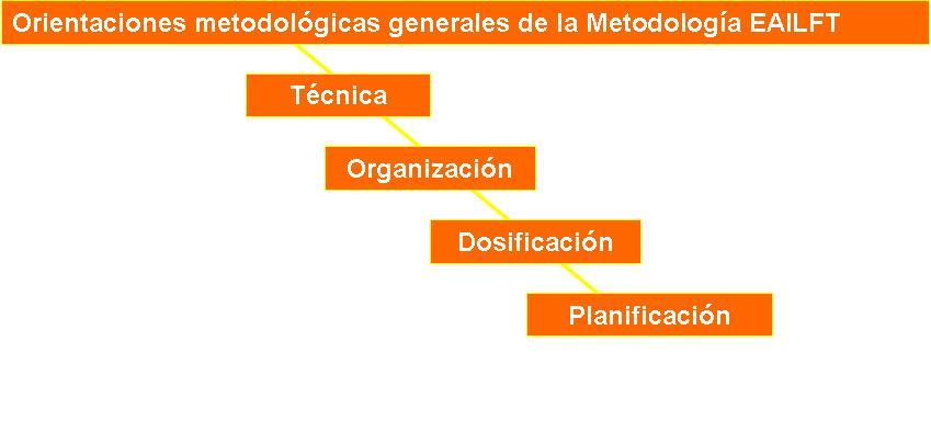 Orientacion metodologica