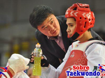 Orientaciones básicas para el entrenamiento técnico táctico del taekwondo.