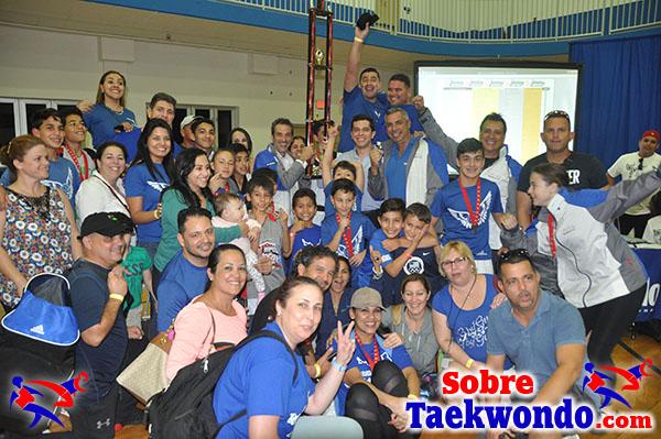 Taekwondo Florida Truescore Cup Qualifier en Miami