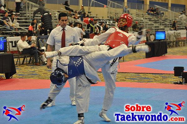 Análisis de la competencia actual del taekwondo 2017