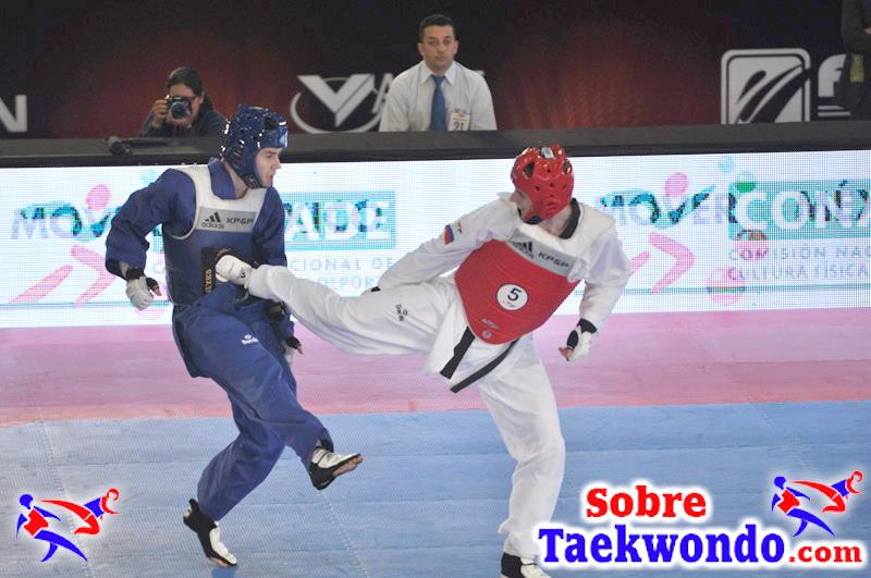 La preparación táctica de Taekwondo