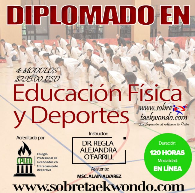 Diplomado en Educación Física y Deportes