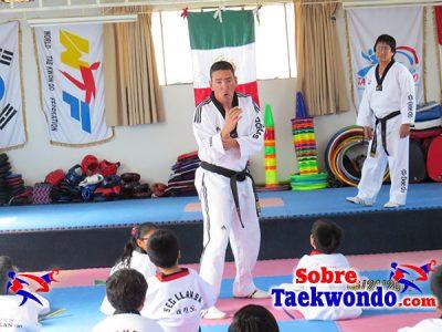 Factores psicológicos, Taekwondo