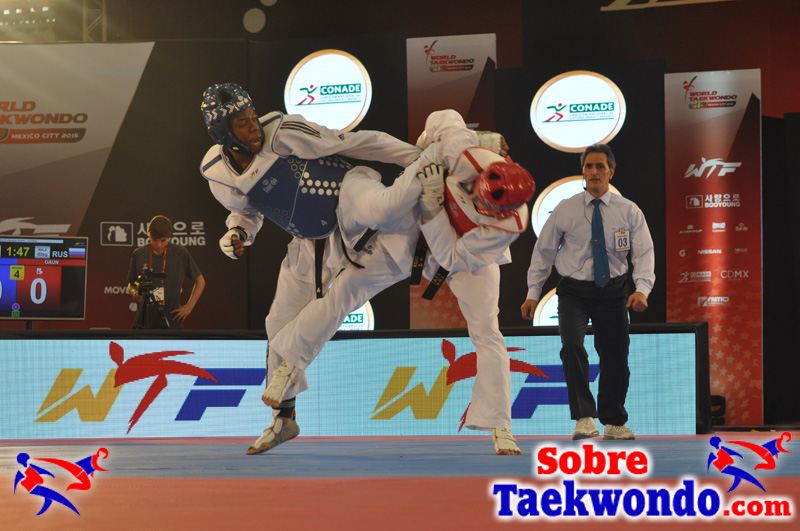 Taekwondo. Tendencias del entrenamiento técnico táctico moderno.