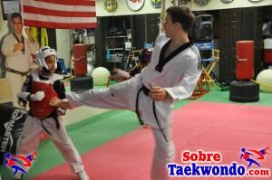 Aaron Cook Campamento de Taekwondo  (201)