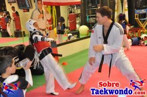 Aaron Cook Campamento de Taekwondo  (204)