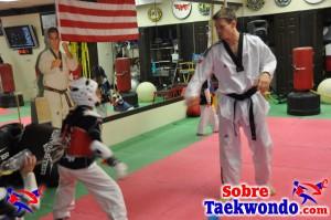 Aaron Cook Campamento de Taekwondo  (205)