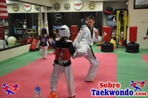 Aaron Cook Campamento de Taekwondo  (206)
