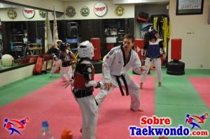 Aaron Cook Campamento de Taekwondo  (207)