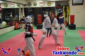 Aaron Cook Campamento de Taekwondo  (208)
