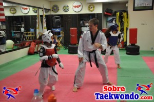 Aaron Cook Campamento de Taekwondo  (209)