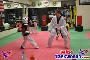 Aaron Cook Campamento de Taekwondo  (210)