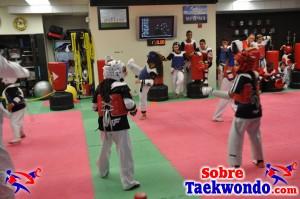 Aaron Cook Campamento de Taekwondo  (211)