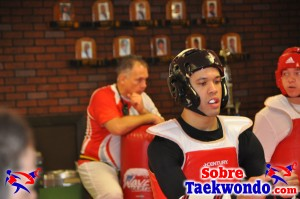 Aaron Cook Campamento de Taekwondo  (212)