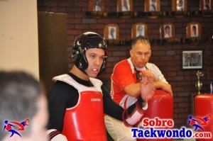 Aaron Cook Campamento de Taekwondo  (213)