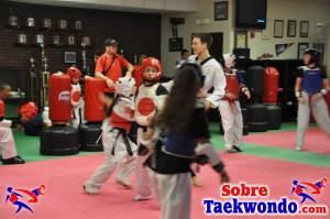 Aaron Cook Campamento de Taekwondo  (216)