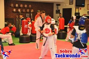Aaron Cook Campamento de Taekwondo  (217)