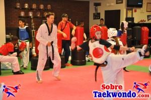 Aaron Cook Campamento de Taekwondo  (218)