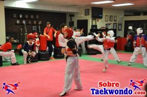 Aaron Cook Campamento de Taekwondo  (220)