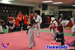 Aaron Cook Campamento de Taekwondo  (221)