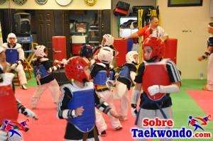 Aaron Cook Campamento de Taekwondo  (222)
