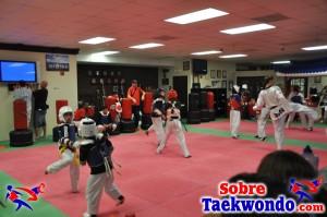 Aaron Cook Campamento de Taekwondo  (224)